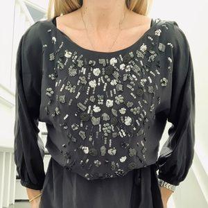 Rebecca Taylor mini dress or long shirt